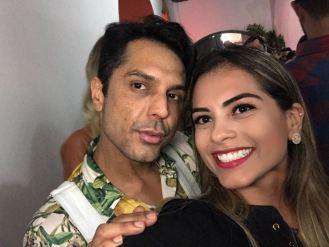Rafaela com Marília Mendonça, Pablo Vitar, Thaynara OG, entre outros famosos